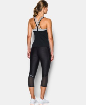 Women's UA Fly-By Strappy Tank  2 Colors $34.99