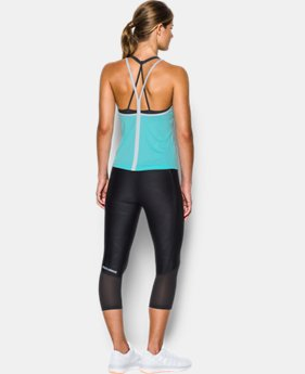 New Arrival Women's UA Fly-By Strappy Tank  1 Color $34.99