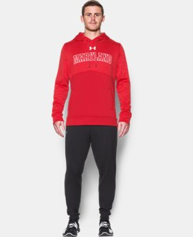 Men's Maryland UA Twist Hoodie  1 Color $67.99