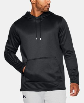 Men's UA Pursuit Stealth Hoodie  2  Colors Available $41.99