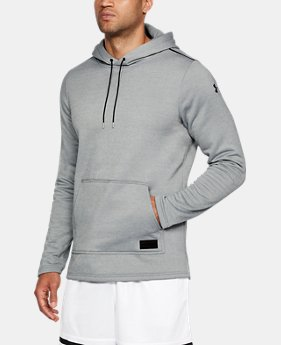 New Arrival  Men's UA Pursuit Stealth Hoodie  1 Color $79.99