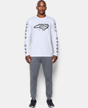 Men's C1N Squad 1ove Long Sleeve T-Shirt   $39.99
