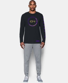 Men's C1N Paisley Long Sleeve T-Shirt  1 Color $39.99