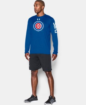 New Arrival Men's Chicago Cubs Long Sleeve T-Shirt  1 Color $37.99