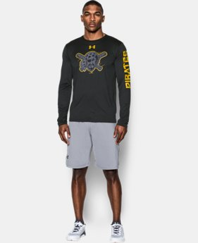 Men's Pittsburgh Pirates UA Tech™ Long Sleeve T-Shirt  1 Color $37.99