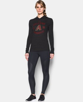 Women's Arizona Diamondbacks UA Charged Cotton® Tri-Blend Hoodie  1 Color $31.99