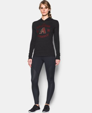Women's Arizona Diamondbacks UA Charged Cotton® Tri-Blend Hoodie  1 Color $44.99