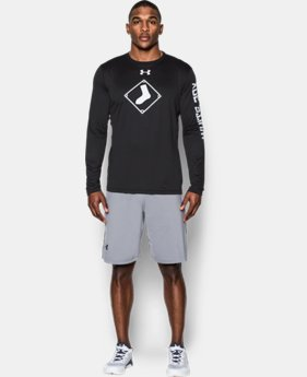 Men's Chicago White Sox UA Tech™ Long Sleeve T-Shirt  1 Color $37.99