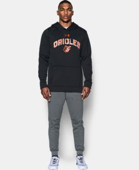 Men's Baltimore Orioles Armour® Fleece Hoodie  1 Color $52.99