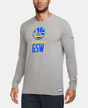 Men's NBA Combine UA Lockup Long Sleeve T-Shirt  LIMITED TIME: 25% OFF 1 Color $29.99