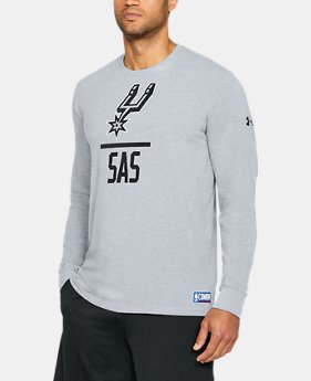 New Arrival Men's NBA Combine UA Lockup Long Sleeve T-Shirt   12 Colors $40