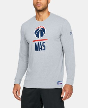 New Arrival Men's NBA Combine UA Lockup Long Sleeve T-Shirt   11 Colors $40