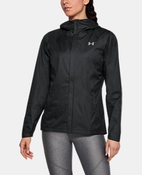 Women's UA Overlook Jacket  1  Color Available $110
