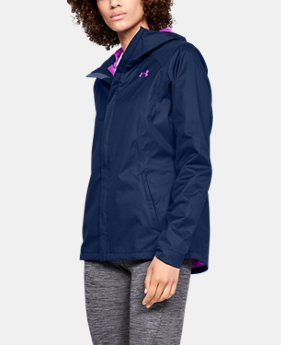 Women's UA Overlook Jacket  1  Color Available $90