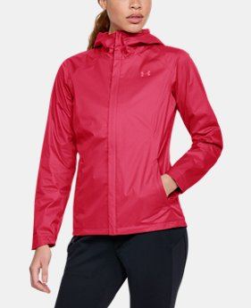 Women's UA Overlook Jacket  2  Colors Available $67.5