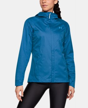 Women's UA Overlook Jacket  4 Colors $90