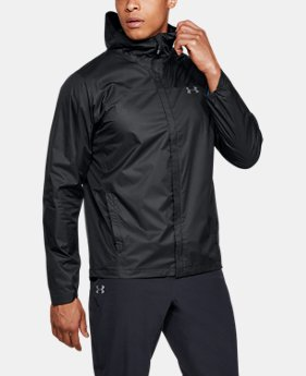 Men's UA Overlook Jacket  4  Colors Available $90