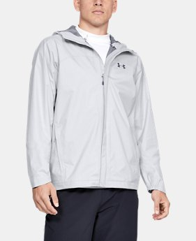 7a21d7a636b5 Best Seller Men's UA Overlook Jacket 5 Colors Available $90