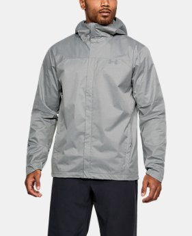 Men's UA Overlook Jacket  3  Colors Available $110