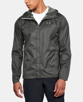 Men's UA Overlook Jacket  1  Color Available $67.5