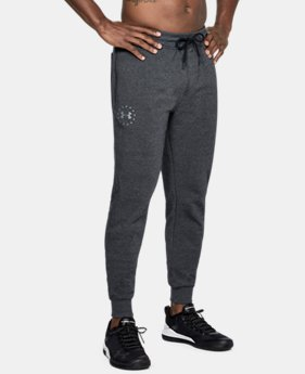 Men's UA Freedom Microthread Fleece Joggers LIMITED TIME: FREE U.S. SHIPPING 2 Colors $70