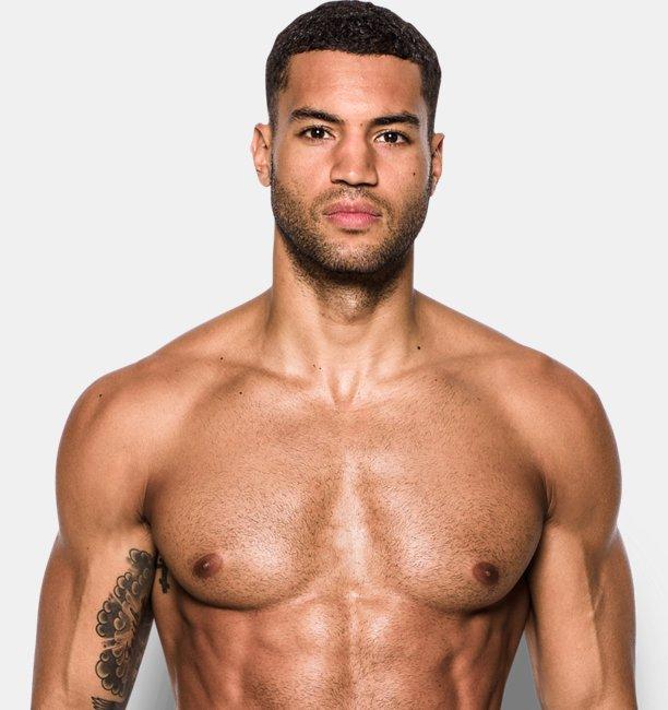 "Men's ArmourVent® Mesh Series 6"" Boxerjock®, Black, pdpMainDesktop image number 0"