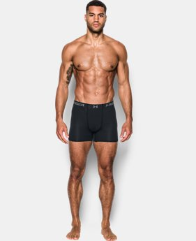 "Best Seller Men's ArmourVent® Mesh Series 6"" Boxerjock®  3 Colors $28 to $30"
