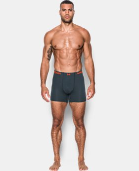 "Men's ArmourVent® Mesh Series 6"" Boxerjock®  1 Color $34.99"