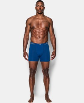 "Best Seller Men's ArmourVent® Mesh Series 6"" Boxerjock®  2 Colors $30"