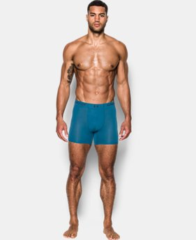 "Men's ArmourVent® Mesh Series 6"" Boxerjock®  2 Colors $34.99"