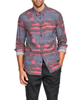 New Arrival Men's UAS Delta Poplin Shirt  2 Colors $120