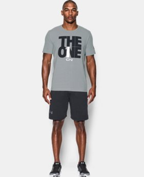 Men's C1N The One T-Shirt  1 Color $34.99