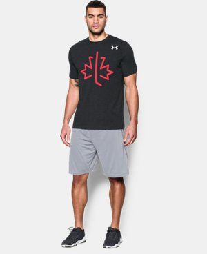 Men's UA Hockey CA Flag T-Shirt  3 Colors $29.99
