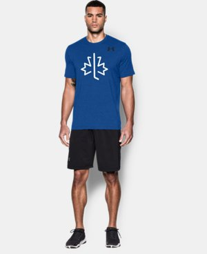 Men's UA Hockey CA Flag T-Shirt LIMITED TIME: FREE SHIPPING 1 Color $29.99