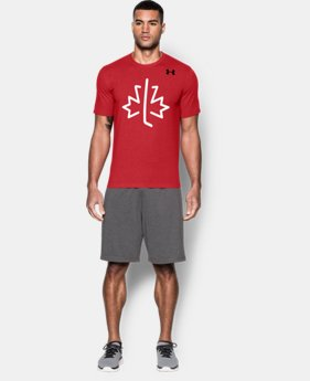 Men's UA Hockey CA Flag T-Shirt LIMITED TIME: FREE SHIPPING  $29.99