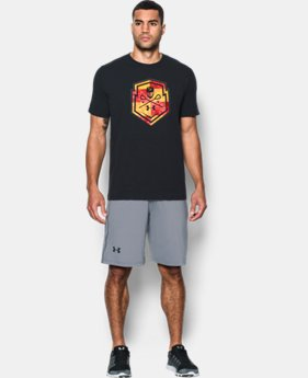 New Arrival Men's UA LAX Maryland T-Shirt  1 Color $24.99