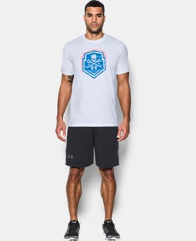 New Arrival Men's UA LAX USA T-Shirt  1 Color $24.99