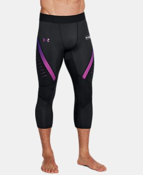 Men's NFL Combine Authentic Event Compression ¾ Leggings   $80