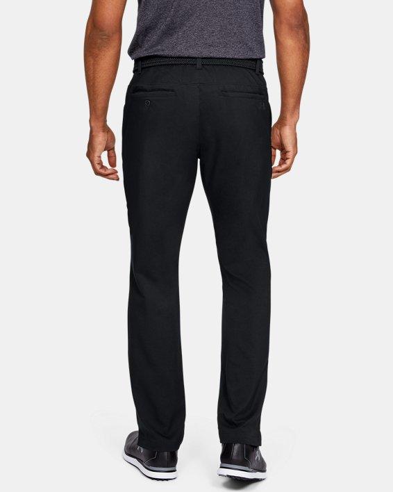 Men's UA Showdown Pants, Black, pdpMainDesktop image number 2