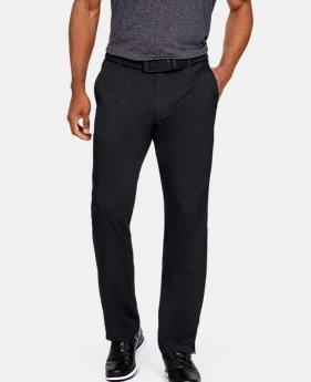 13f83b7248 Men's Black Golf Pants | Under Armour US
