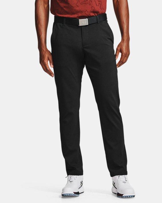 Men's UA Showdown Tapered Pants, Black, pdpMainDesktop image number 1