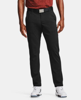 New Arrival Men's UA Showdown Tapered Pants  7  Colors Available $80