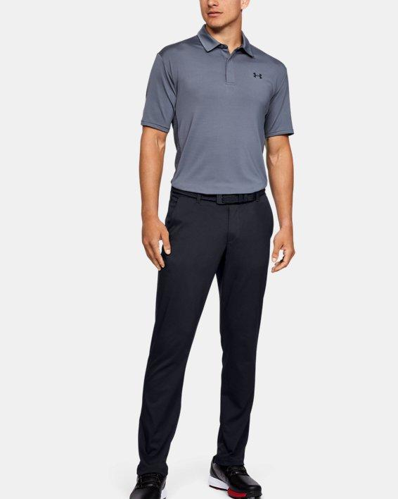 Men's UA Showdown Tapered Pants, Black, pdpMainDesktop image number 0