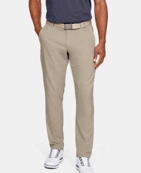 New Arrival  Men's UA Showdown Tapered Pants LIMITED TIME: FREE SHIPPING 6 Colors $95