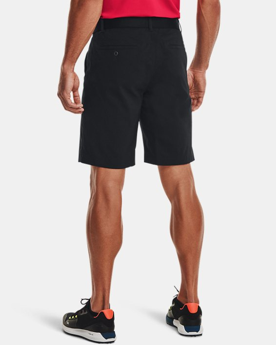Men's UA Showdown Golf Shorts, Black, pdpMainDesktop image number 2