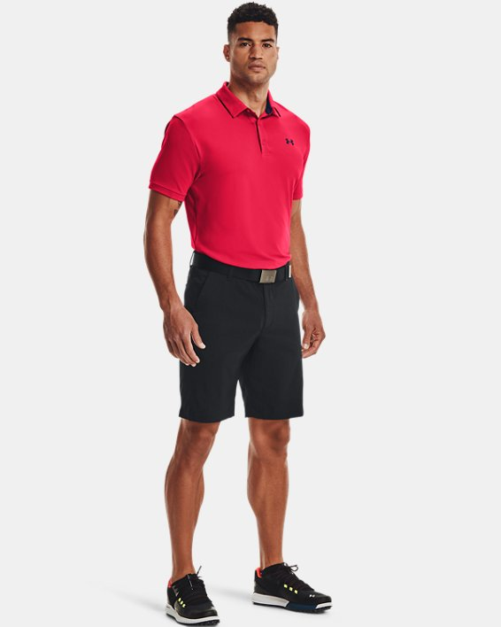 Men's UA Showdown Golf Shorts, Black, pdpMainDesktop image number 1