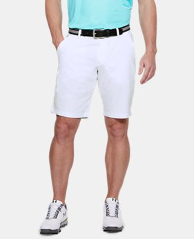 Men's UA Showdown Tapered Shorts  1  Color Available $80