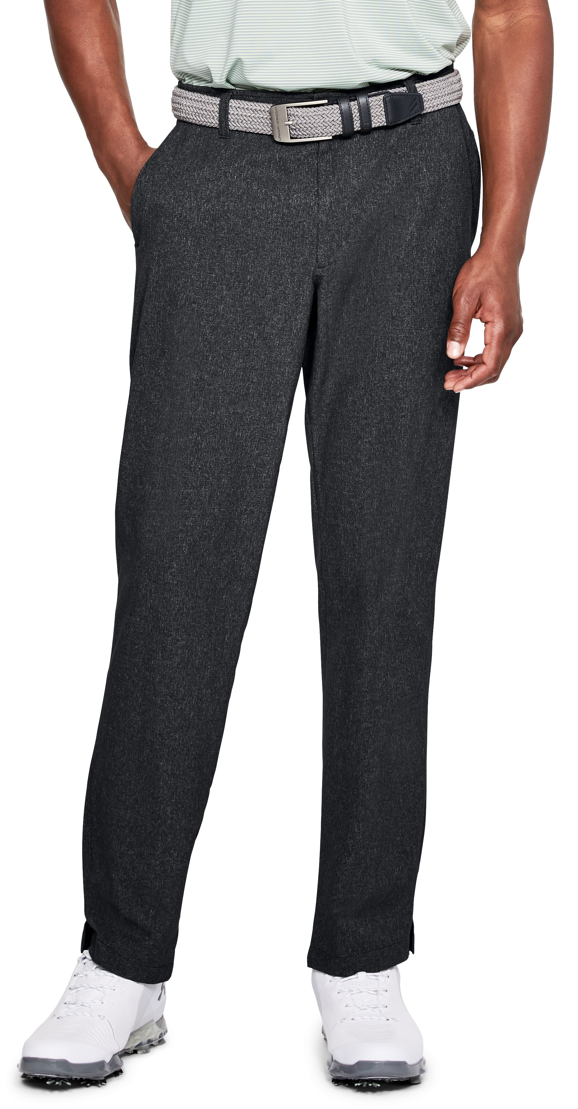 Mens Knitted Denim Jogpants Sports Trousers Urban Classic