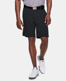 84617b653e Men's Black Golf Shorts   Under Armour US