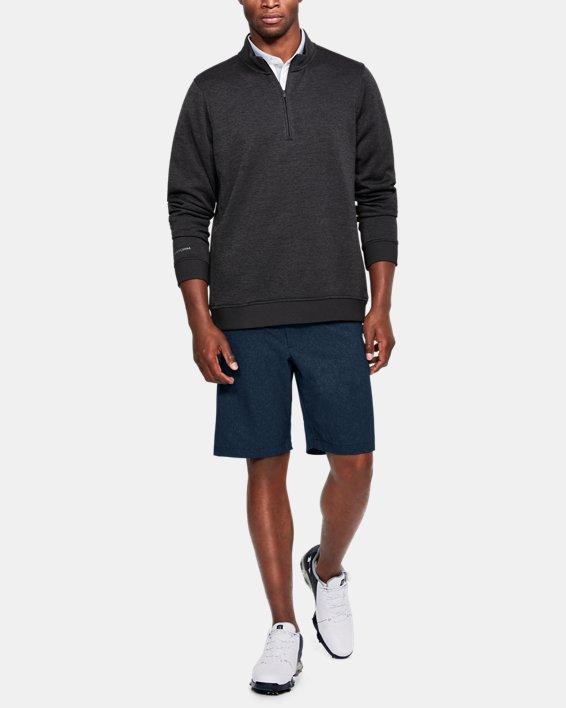 Men's UA Showdown Vented Shorts, Navy, pdpMainDesktop image number 1